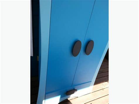 kids blue wardrobe ikea mammut series west shore