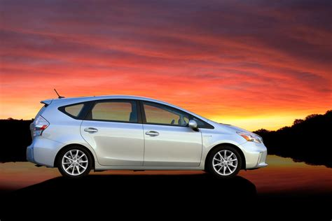 best toyota cars kbb included the toyota prius v and avalon in best family