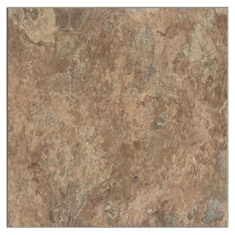 peel and stick tile lowes shop cryntel 12 in x 12 in sand peel and stick slate
