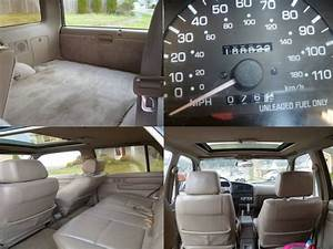 1995 Toyota 4runner - Pictures