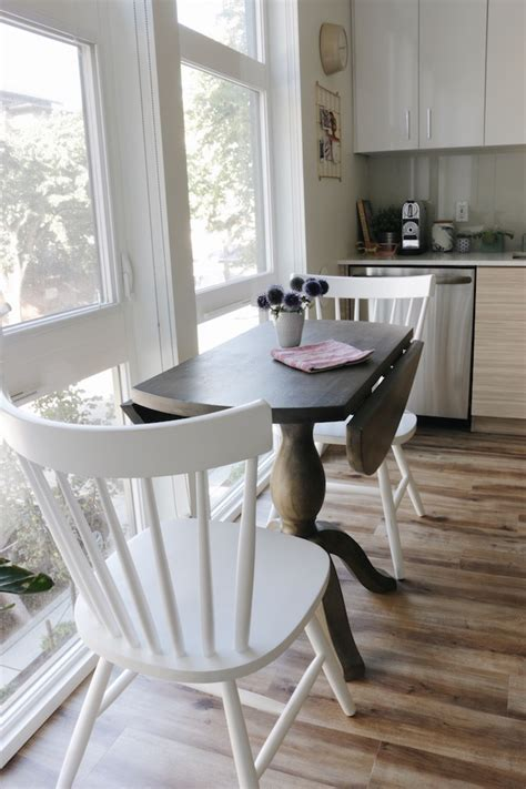 small space solutions seattle apartment dining area