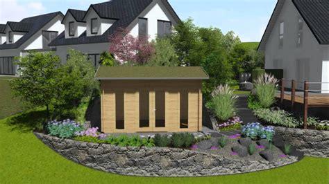 Garten Gestalten In Hanglage by Gartengestaltung Hanglage