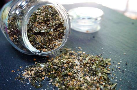 Furikake Rice Seasoning ? Seaweed Furikake (Nori Fumi