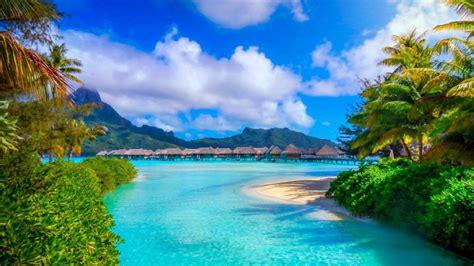 Tahiti Bora Bora Intercontinental Resort Thalasso Spa