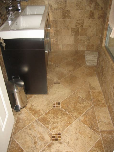 Bathroom Floor Tile Ideas Pictures by Small Tiled Bathroom Bathroom Tile