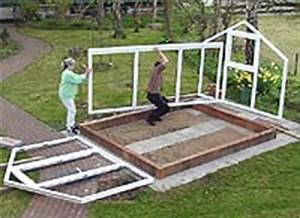 Gewächshaus Aufbauen Fundament : 301 moved permanently ~ A.2002-acura-tl-radio.info Haus und Dekorationen