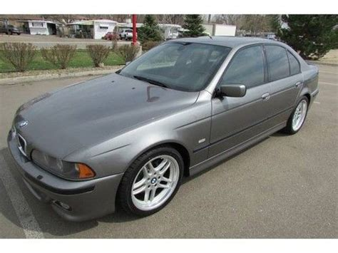 Buy Used 2003 Bmw 540i M-sport Package, New Tires, 6 Speed