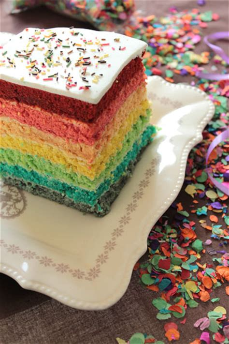 rainbow cake herve cuisine 28 images recette du rainbow cake ou g 226 teau arc en ciel