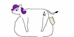 Request - Rarity the cow vore by TruePhazonianForce on ...