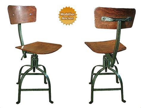 chaise atelier chaise de bureau