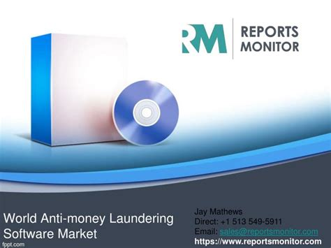 Anti Money Laundering Ppt Ppt Review Of Anti Money Laundering Software Market