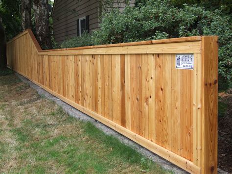 residential fencing gate installations portland  seattle wa hargrove fence
