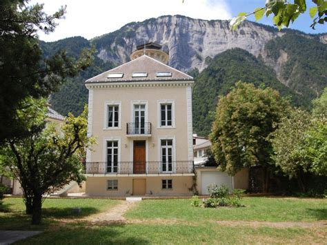 maison de la tour la maison de la tour beautiful house with large garden in bourg d oisans