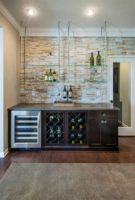 Home Bar Glass by Floating Glass Shelves For Bar Shelf Ideas