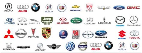 all car logos and names in the the gallery for gt all car brands list