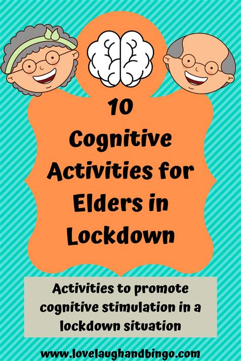 cognitive activities   elderly mentally