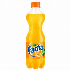 Fanta Orange 500ml | Bottled Drinks | Fizzy Drinks ...