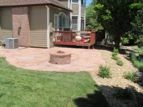front yard deck patio pergola front yard back yard traditional patio denver by glacier view landscape