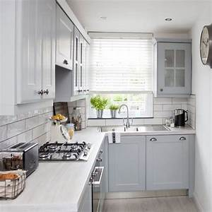 1001 astuces et idees pour amenager une cuisine en l With idee deco cuisine avec modele cuisine en l