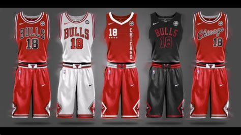 2017-2018 NBA New Nike Jersey Concepts for Every Team ...
