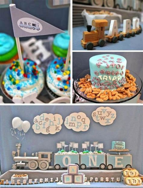 unique 1st birthday party ideas unique 1st birthday party themes for boys www pixshark