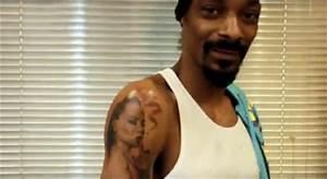 Snoop Dogg Tattoos | Tattoos Of Snoop Dogg