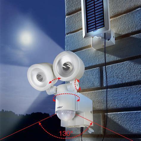pro idee solarleuchten solar led strahler 3 jahre garantie pro idee