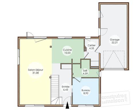 plan de bureau en bois plan de maison ossature bois plain pied 28 images 1000