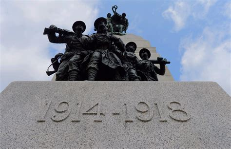Harper Marks 100th Anniversary Of Wwi, Critical Conflict