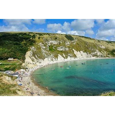 Along the Jurassic Coast: Lulworth Cove to Durdle Door