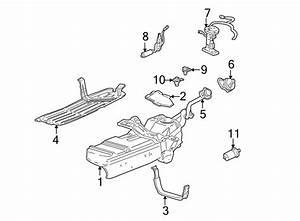 Ford Explorer Sport Fuel Tank Vent Valve  Valve Assembly