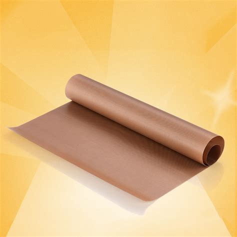 baking mat teflon resistant sheet reusable heat oilpaper pad oven stick non silicone temperature pastry liner liners