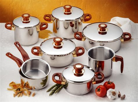 cookware stainless steel gas stoves copper chef features nonstick vs pans pots before know sets yang kado elderlytimes merchdope