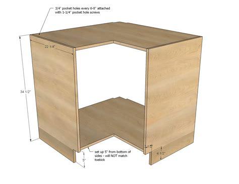 corner base kitchen cabinets white easier 36 quot corner base kitchen cabinet 5819