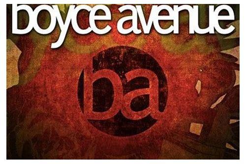 cd boyce avenue baixar acústico cover gratis