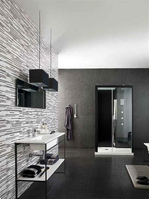 Moderne Badezimmer Günstig by Schwarz Wei Modern Badezimmer Oliverbuckram