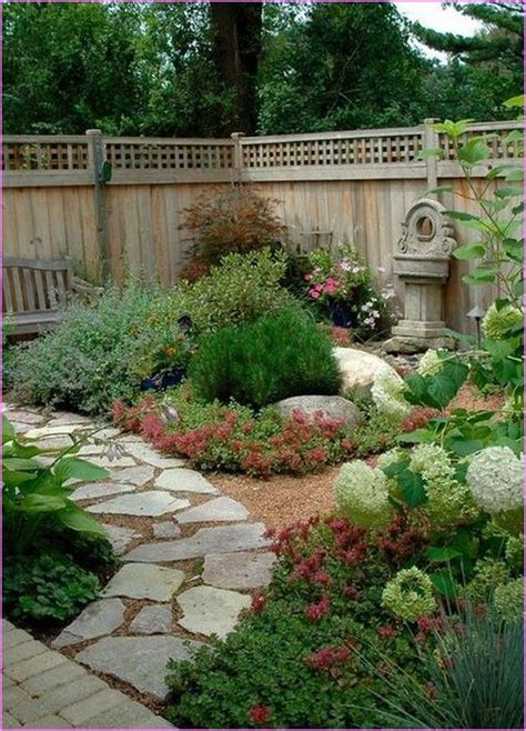 Small Backyard Garden Design 25 best narrow backyard ideas on modern lawn