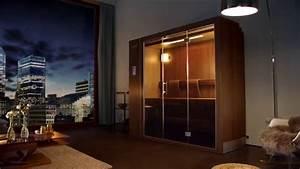 Klafs Sauna S1 Preis : sauna s1 von klafs die sauna der zukunft passt einfach berall spa raumdesign youtube ~ Eleganceandgraceweddings.com Haus und Dekorationen