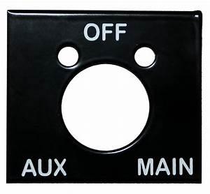 Manual Fuel Selector Valve