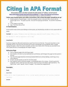 Apa Format Outline Example 003 Asa Format Example Thatsnotus