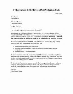 sample debt collection letter by attorney sample With debt collection harassment letter