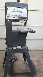 My New Craftsman 12 U0026quot  Band Saw