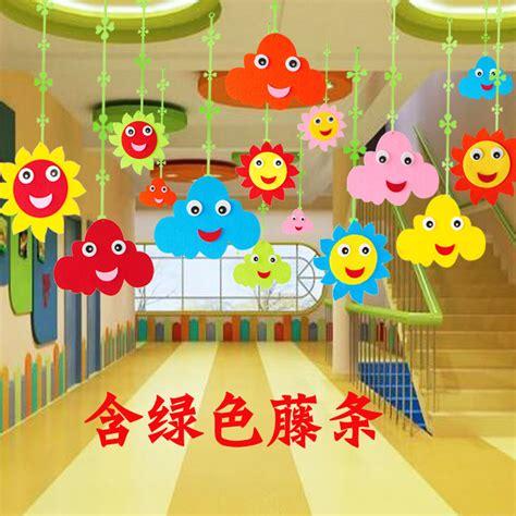 Kindergarten Decoration by Usd 5 35 Kindergarten Class Pendant Ornaments Classroom