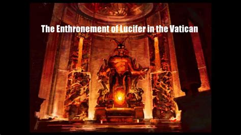 Image result for luciferian papacy