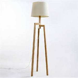 wood floor lamp lampa tripod pod a to z exports skitsch With skitsch wood floor lamp