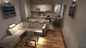 Alle Sitzmöbel In Einem Raum : kleine k chen funktional einrichten kalaydoskop ~ Bigdaddyawards.com Haus und Dekorationen
