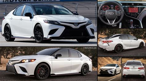 toyota camry trd  pictures information specs