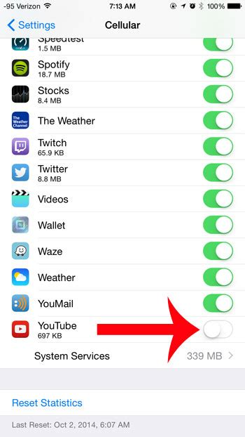 how to turn on cellular data on iphone how to turn cellular data usage for on your
