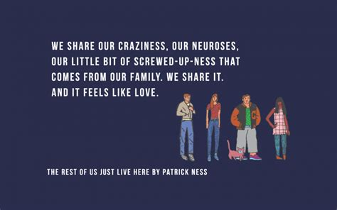 Litstack Review The Rest Of Us Just Live Here By Patrick Ness