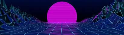 Vaporwave 1080 Wallpapers Multiwall Monitor Dual Backgrounds